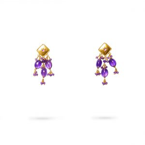 amethyst-and-gold-earrings