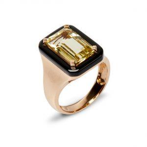 golden_beryl_and_black_onyx_ring